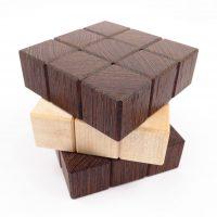 Twisted Cube wenge1