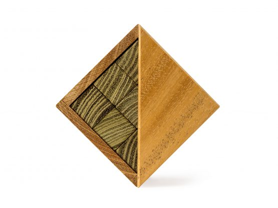 Triangle cube 3 - 1